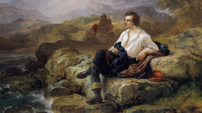 Gambar Beraliran Klasikisme, Neo Klasikisme dan Romantikisme