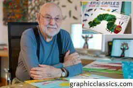 Eric Carle, Ilustrator dan Penulis Buku Anak-anak